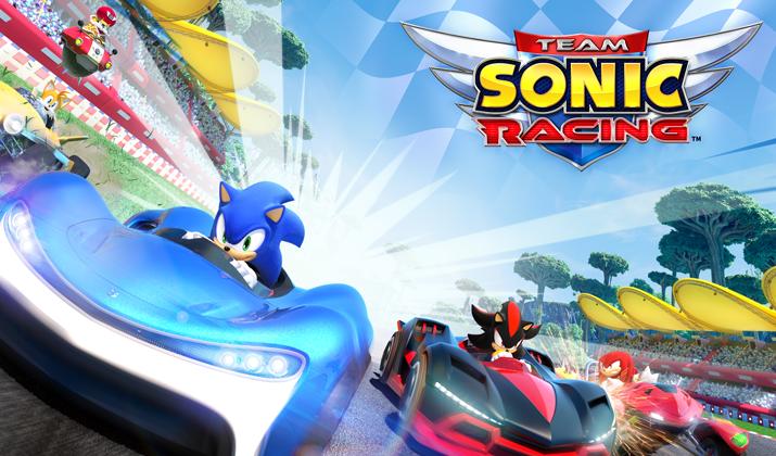 Download Team Sonic Racing Torrent