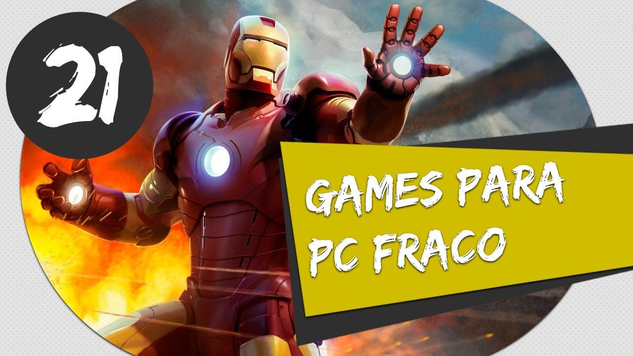 GAMES PARA PC FRACO - IRON MAN