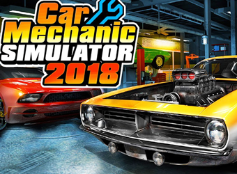 Download Car Mechanic Simlator 2018 torrent