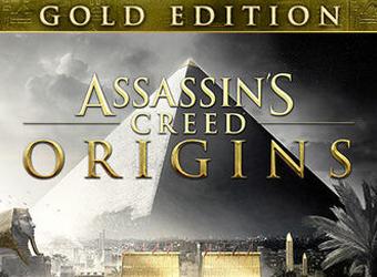 DOWNLOAD ASSASSIN'S CREED ORIGINS GOLD EDITION TORRENT