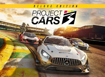 DOWNLOAD PROJECT CARS 3 Deluxe Edition Torrent