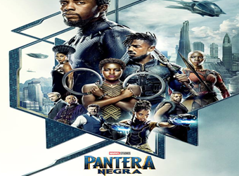 Pantera Negra Torrent (BluRay) 720p e 1080p e 4K Dual Áudio / Dublado