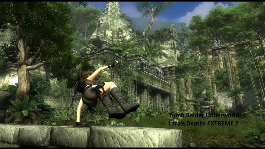Download Tomb Raider Underworld PC FRACO