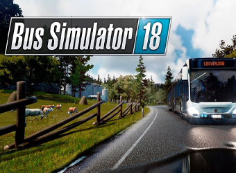 Download Bus simulator 18 torrent