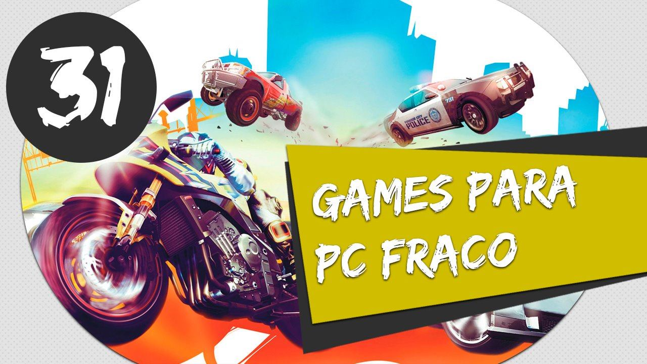GAMES PARA PC FRACO - BOURNOUT PARADISE THE ULTIMATE