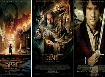 Download Trilogia O Hobbit Torrent