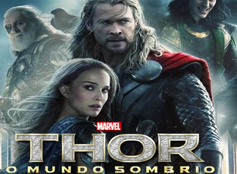 Download Thor O mundo sombrio Torrent