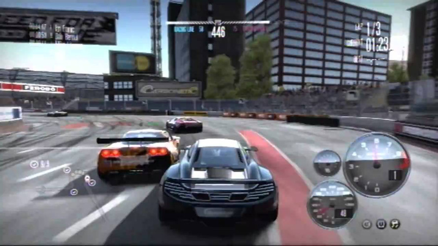 Download NEED FOR SPEED SHIFT TORRENT