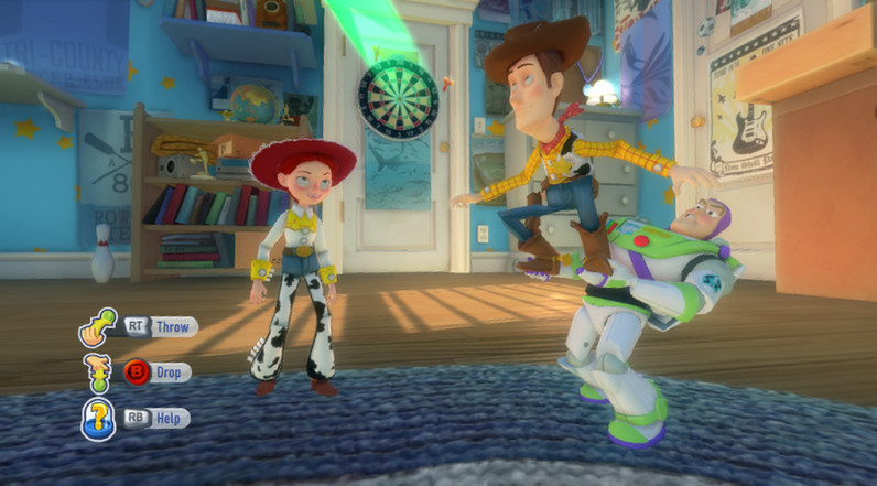 Downloade TOY STORY 3 GAME