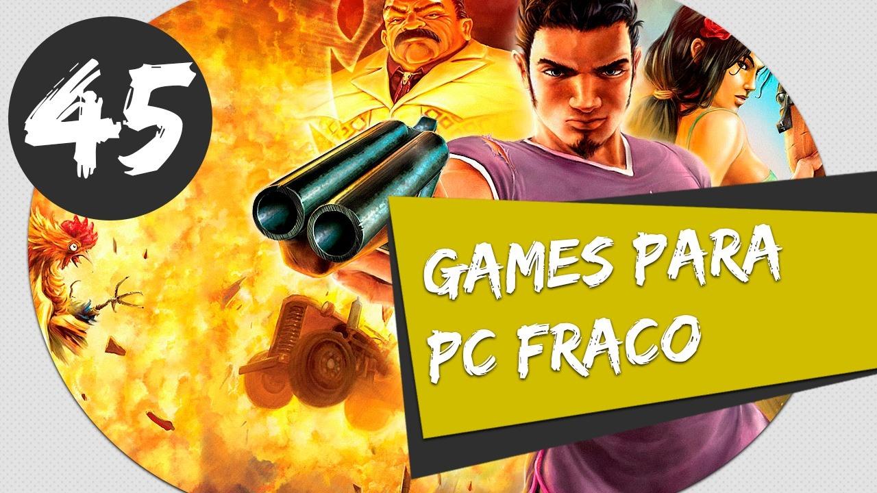 GAMES PARA PC FRACO - COMO BAIXAR E INSTALAR TOTAL OVERDOSE