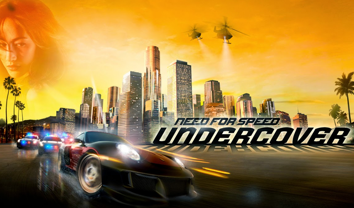 Download NFS Undercover PC FRACO