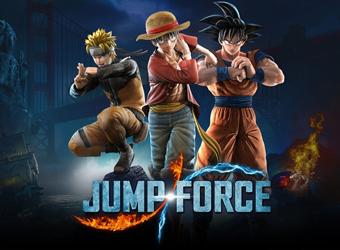 Download Jump Force Ultimate Ediiton