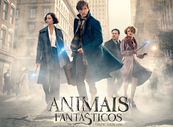 Animais Fantásticos e Onde Habitam Torrent (BluRay) 720p e 1080p e 3D e 4K Dual Áudio / Dublado – Do