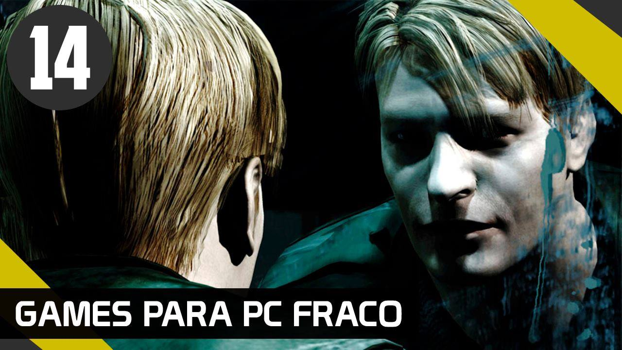 GAMES PARA PC FRACO - SILLENT HILL 2