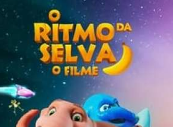 O Ritmo da Selva: O Filme Torrent (BluRay) 720p e 1080p Dual Áudio / Dublado – Download