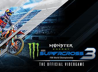 Download Supercross 3 torrent