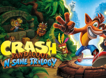 Download Crash Bandicoot N Sane
