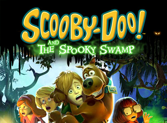 DOWNLOAD SCOOBYDOO THE SPOOKY SWAMP