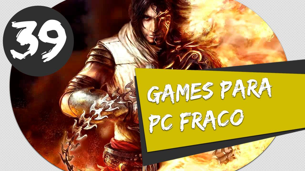 GAMES PARA PC FRACO  PRINCE OF PERSIA THE TWO THRONES