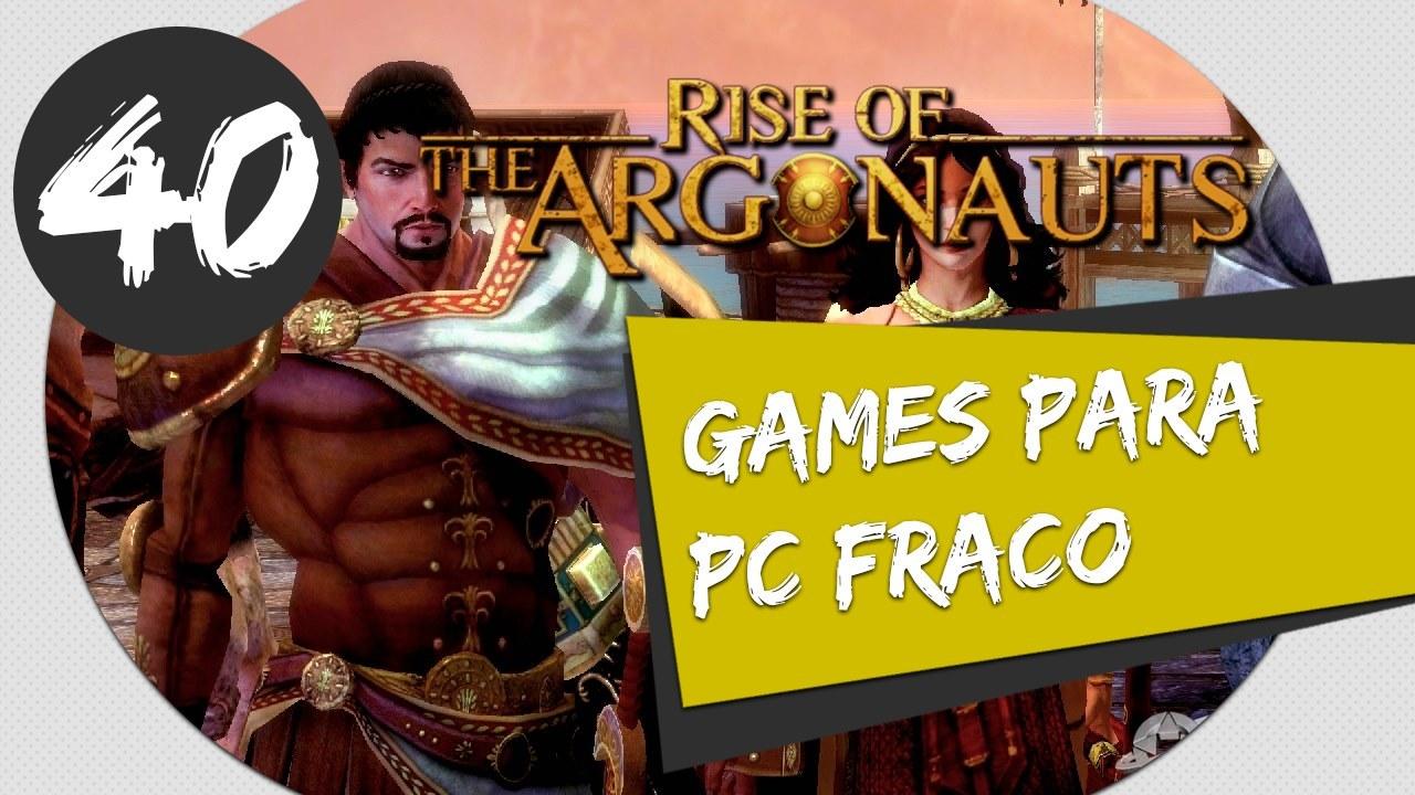GAMES PARA PC FRACO RISE OF THE ARGONAUTS