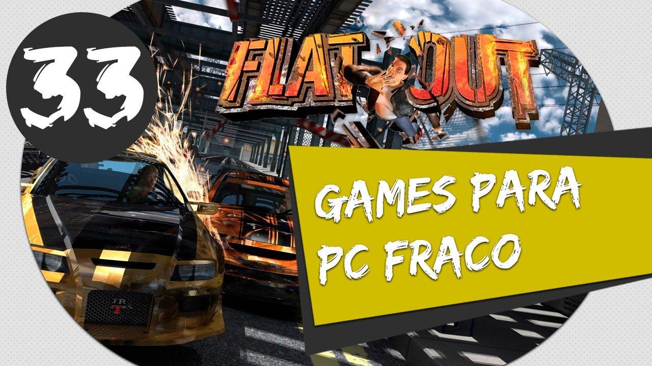 GAMES PARA PC FRACO FLATOUT 1