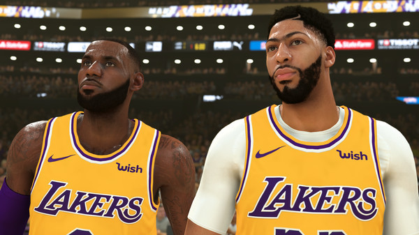 Download NBA 2K20 TORRENT