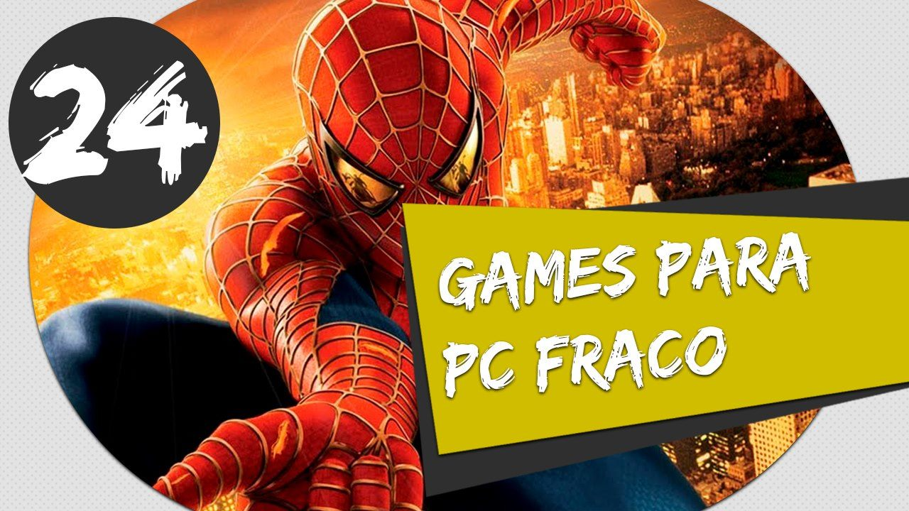 GAMES PARA PC FRACO - SPIDER-MAN 2 THE GAME