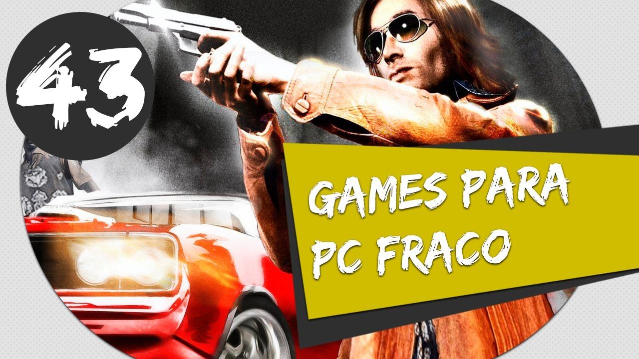 GAMES PARA PC FRACO - COMO BAIXAR E INSTALAR DRIVER PARALLEL LINES
