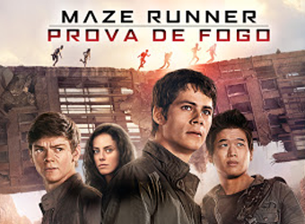 Download Maze runner prova de fogo torrent