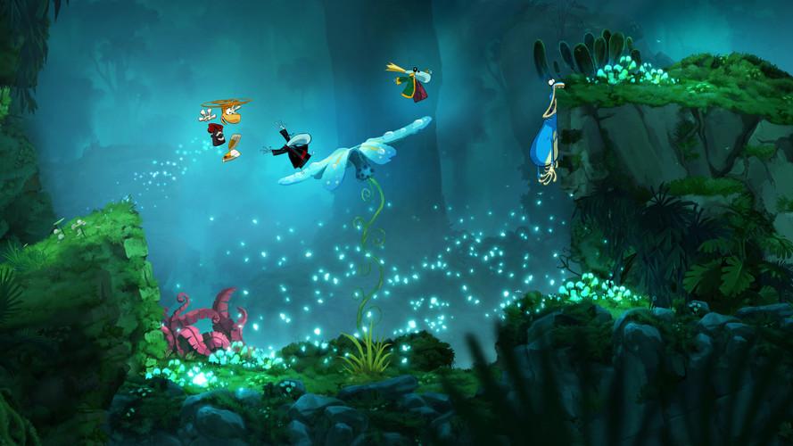 Download Rayman Origins PC FRACO