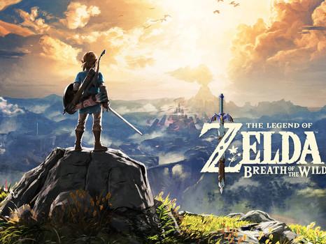 Legend of Zelda: Breath of the Wild Sound Re-design