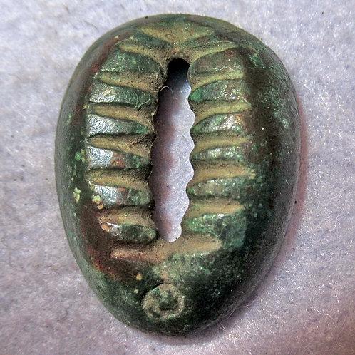 Hartill 1.3 Bronze Cowrie shell money Shang Dyn 1766-1154 BC Earliest Coin China