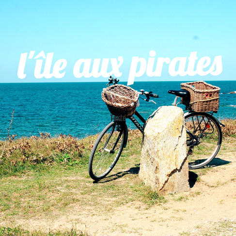 l'île aux pirates.