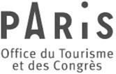 Logo Paris Office de Tourisme et des Con