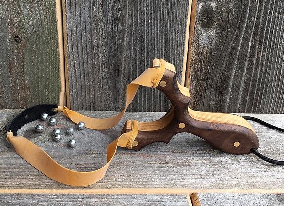 Hand Crafted Slingshot