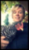 Jill with Rooster.jpg