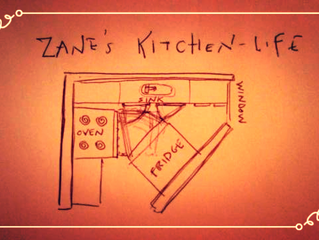 14 Clean Shots Chapter 1 - Things Were Getting Strange in Zane's Kitchen Life