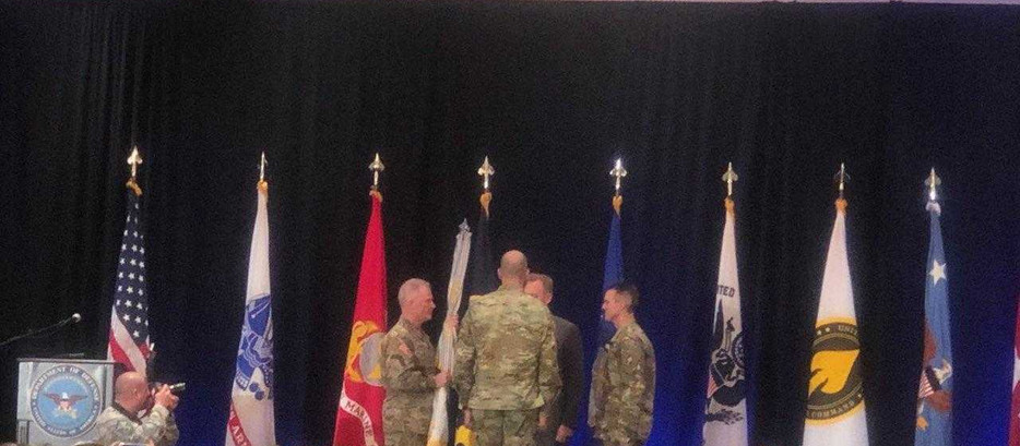 Change of Command: Valkyrie at USSOCOM