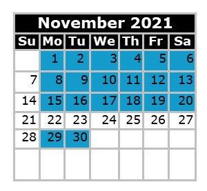 Monthly Calendar - Swim Dates November 2021 Fresno.jpg