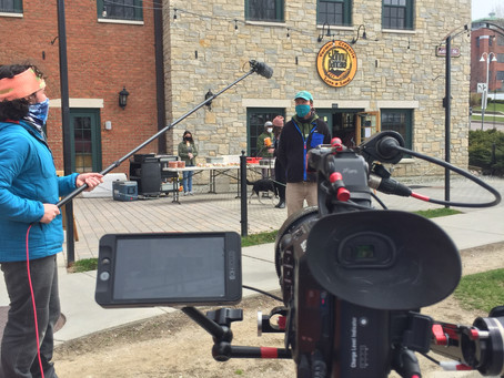 Shifting Gears to filming with Shift Meals | A Vermont Covid Film | Part 2