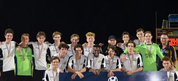 U16's Steal The Show