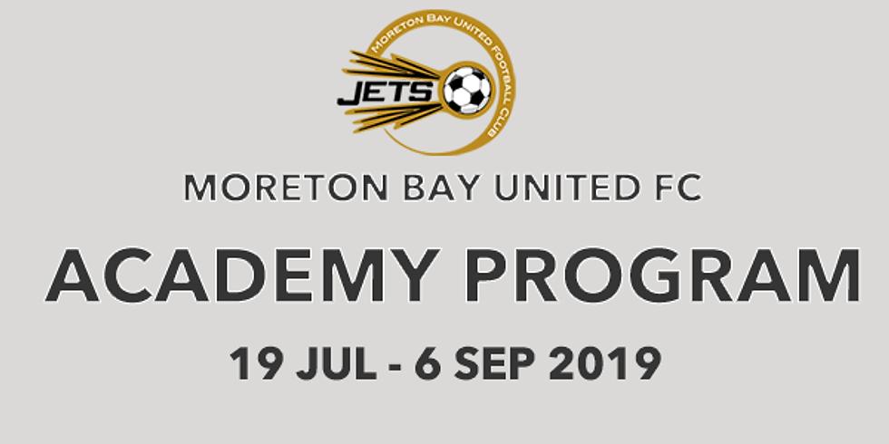 MBU Academy Program Jul - Sep 2019