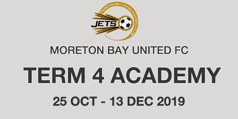 MBU Term 4 Academy Oct - Dec 2019