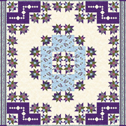 Pattern - #18 Formal Garden