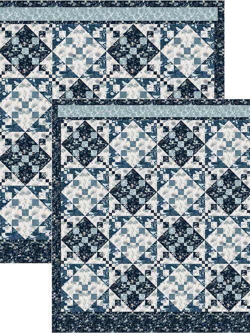 Pattern - #111 - Argyle Quilt