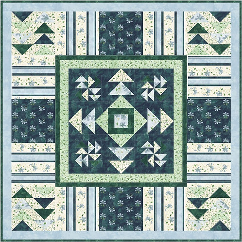 Pattern - #41 - Flying Geese