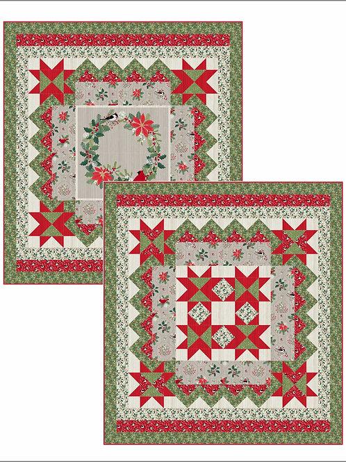 Pattern - #131 - Star Dance Lap Quilt