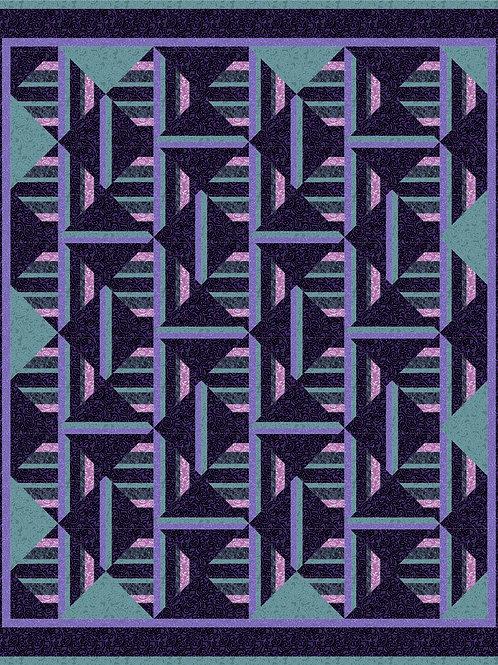 Pattern - #89 - Venetian Windows
