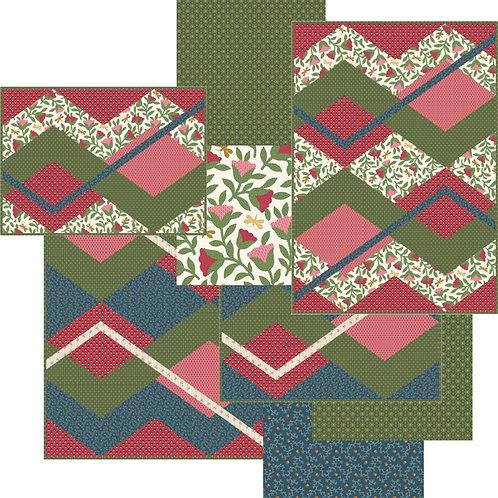 Pattern - #56 - Sonata Placemats