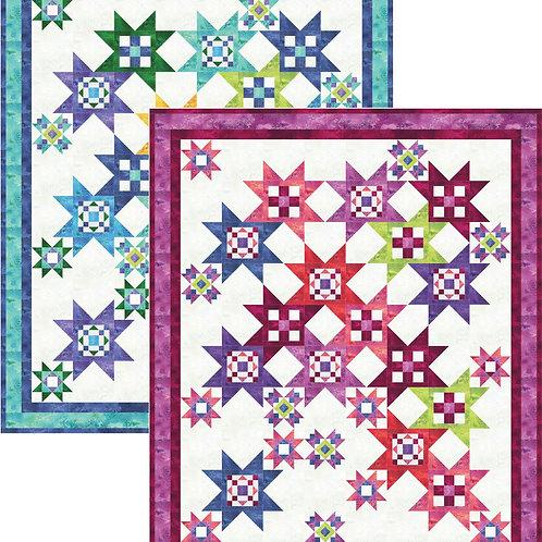 Pattern - #115 - Star Dance
